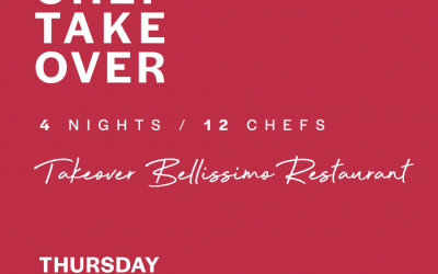 Chef Take Over event Cancelled